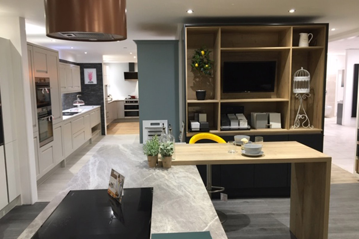 Carlise Kitchens and Bathrooms Showroom