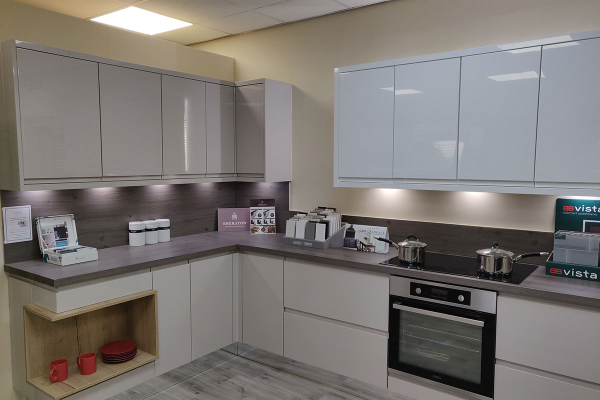 Stockton Kitchens and Bathrooms Showroom